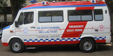 24-hr Ambulance Services